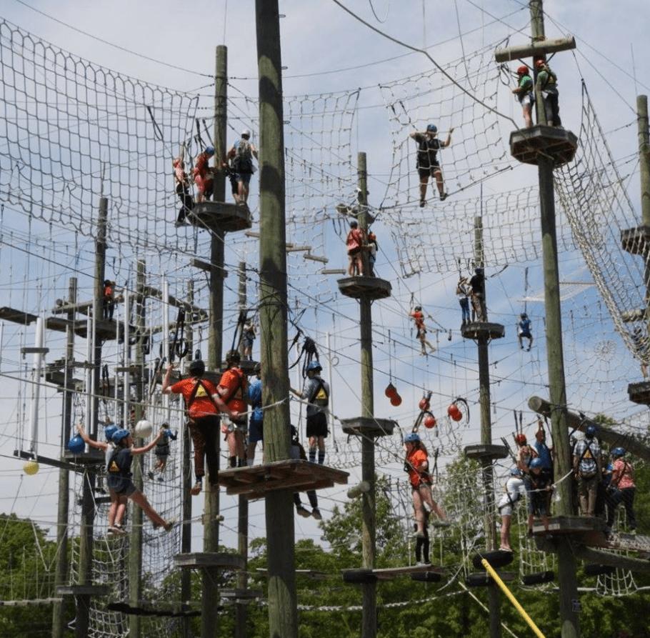 Take Flight Aerial Adventure Park